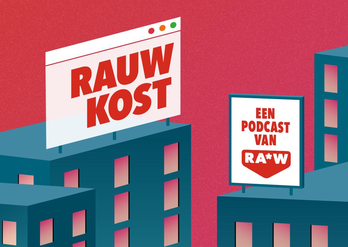 RA*W Podcast met Lode Schaeffer